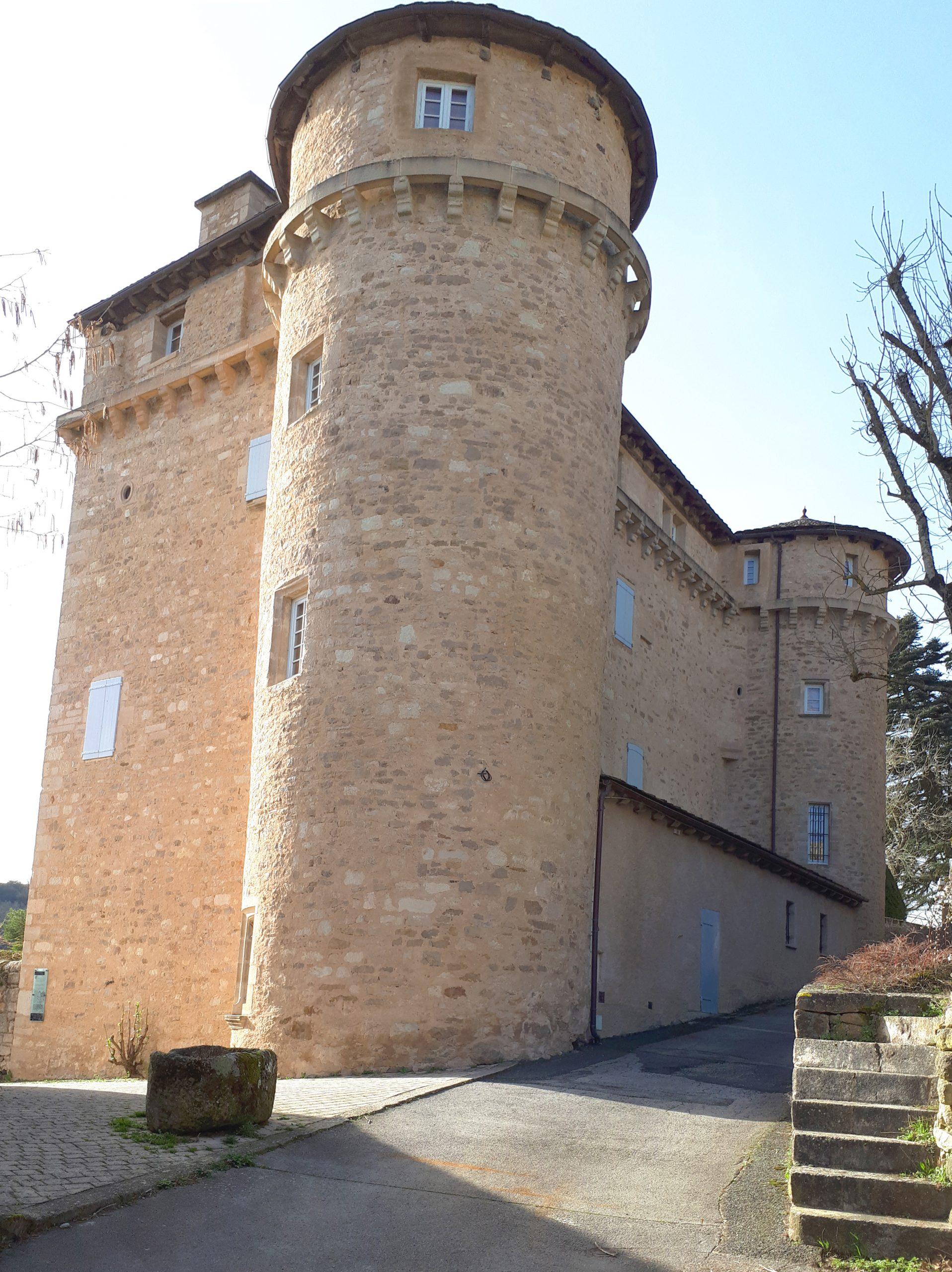 Saint Léons le château Saint Martin