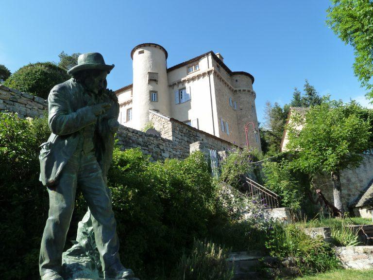 Le château de Saint Léons